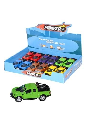 Birlik Oyuncak Birlik Oyuncak Fy510812D Çek Bırak Işıklı Açılabilir Kapı Ranger Pick Up Araba Renkli